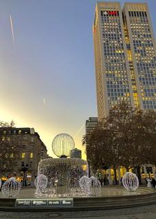 Random shot in Frankfurt.