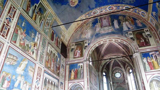Padova, Capelle degli Scrovegni [Explore 5/12/2019]