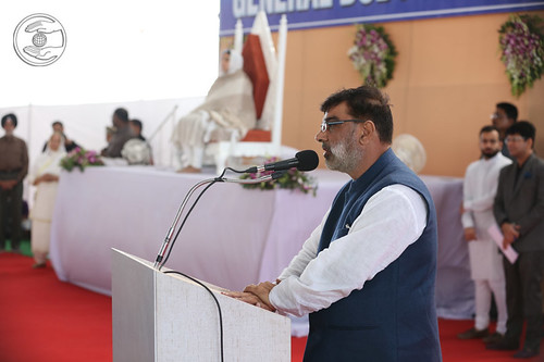 Vivek Mauji Ji, Co-ordinator Prachar Admin