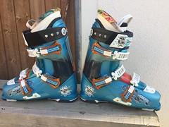 Nové lyžáky vel. 28 Nordica Ace of Spades - titulní fotka