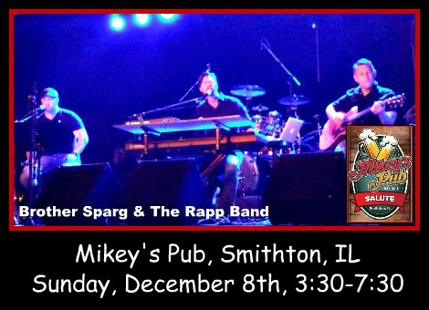 Brother Sparg and the Rapp Band 12-8-19