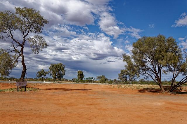Outback Erlunda NT