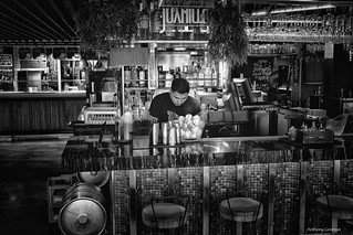 Bars and restaurants of Madrid
