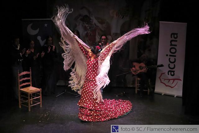 Acto Talento Flamenco 2019 Sevilla de Acciona y Fundación Cristina Heeren