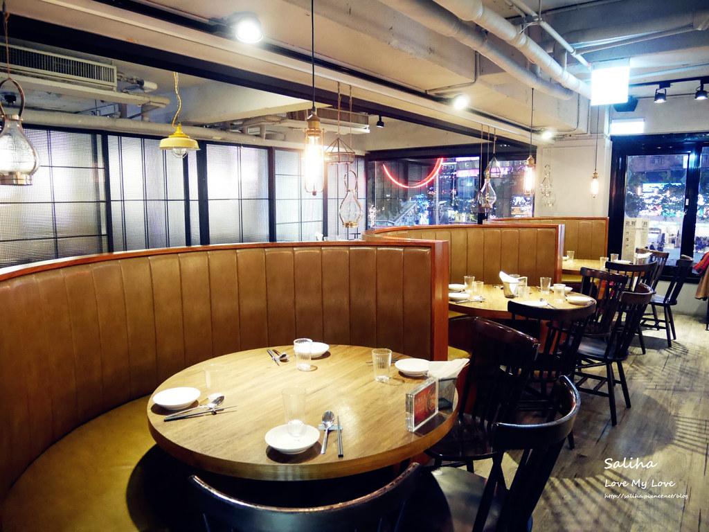 台北東區忠孝復興站附近餐廳推薦飯BAR MINI時尚中菜包廂聚餐美食 (3)