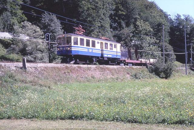 Trains des Centovalli (Suisse et Italie)