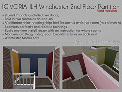 [GIVORIA] LH Winchester Second Floor Partition