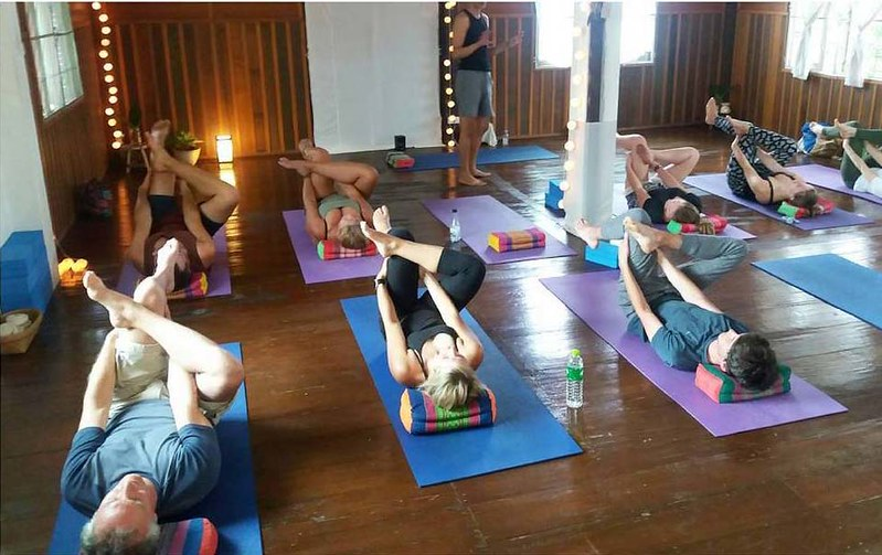 Yoga Kuukan (Chiang Mai, Thailand) – Info & Travellers Reviews