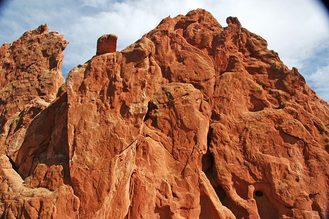 Lyons Sandstone (Permian; Garden of the Gods, Colorado Springs, Colorado, USA) 15