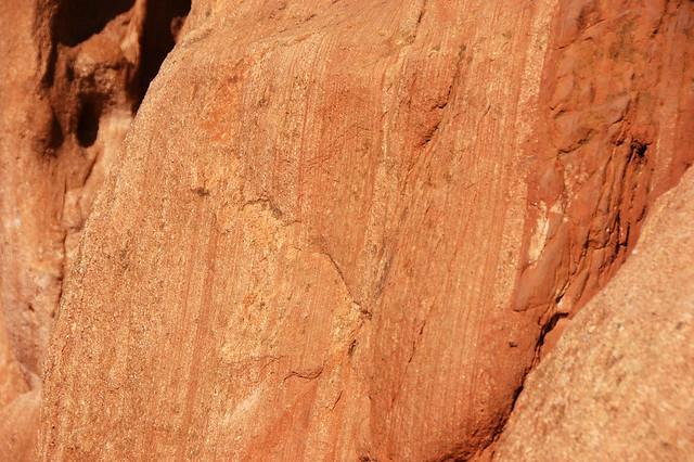 Lyons Sandstone (Permian; Garden of the Gods, Colorado Springs, Colorado, USA) 12