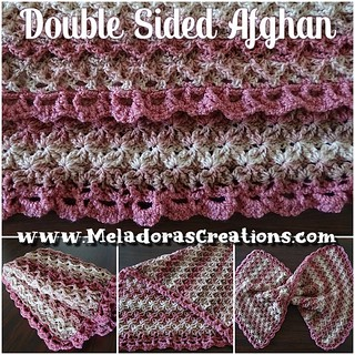 Double Sided Crochet Afghan 4 2 (700