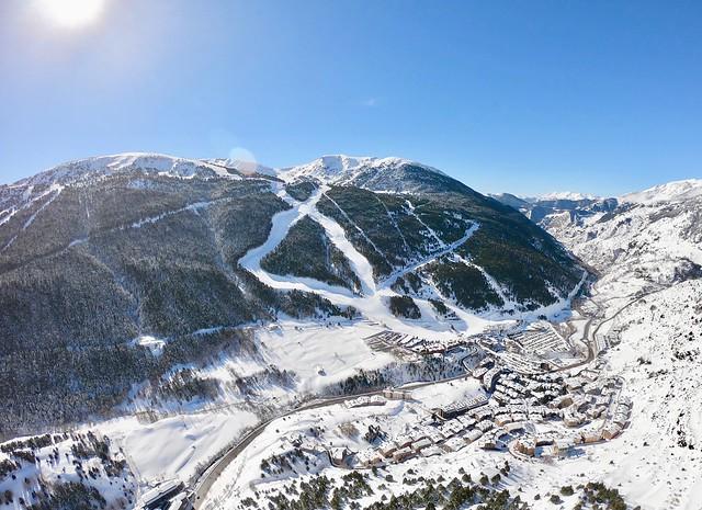 Soldeu - El Tarter, Andorra.
