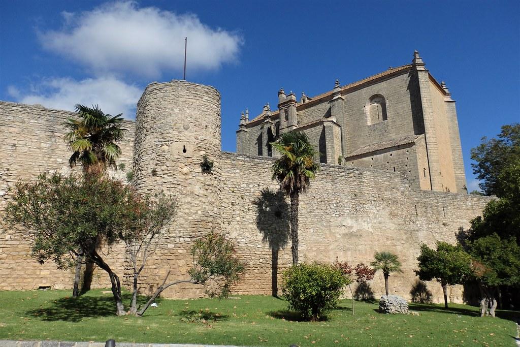 Ronda - Murallas, Iglesia del Espíritu Santo - Málaga.