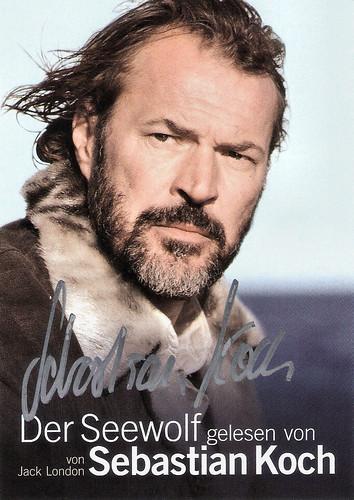 Sebastian Koch in Der Seewolf