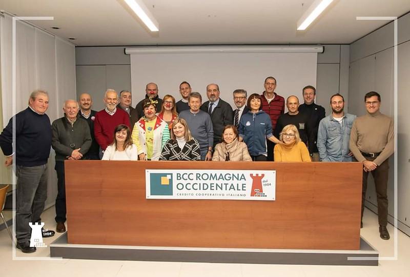 Distribuiti i ricavi della Festa della Fiorentina e Sangiovese di Castel Bolognese edizione 2019