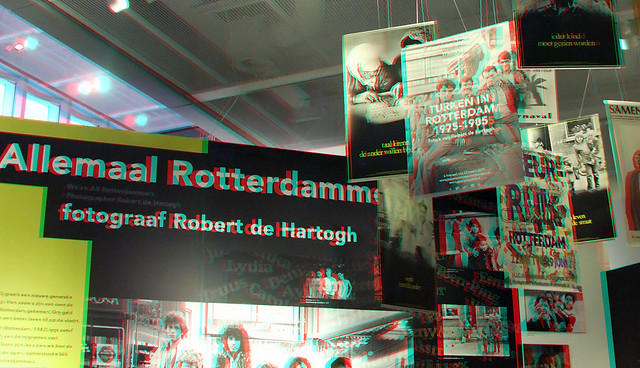 Allemaal Rotterdammers Museum Rotterdam 3D