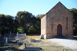 DSC_0583 Woolshed Flat Church, Woolshed Flat Road, Woolshed Flat, South Australia