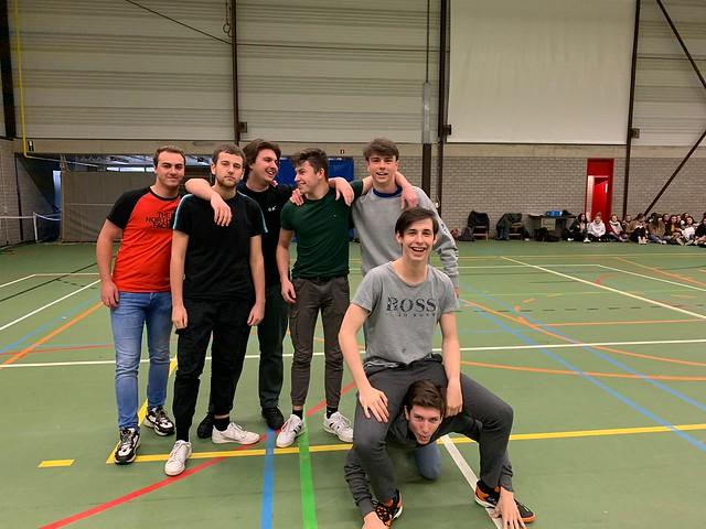 7BS trefbalkampioen derde graad!