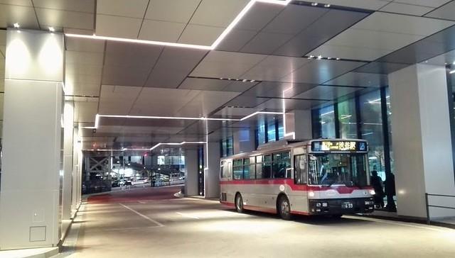 渋谷東急プラザとバスターミナルと東急ターンパイク (7)