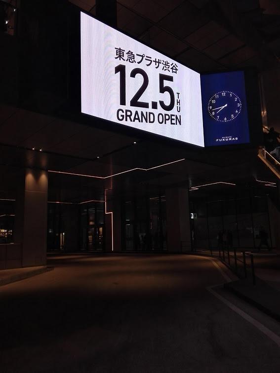 渋谷東急プラザとバスターミナルと東急ターンパイク (6)