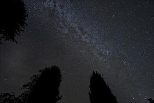 North York Moors Milky Way