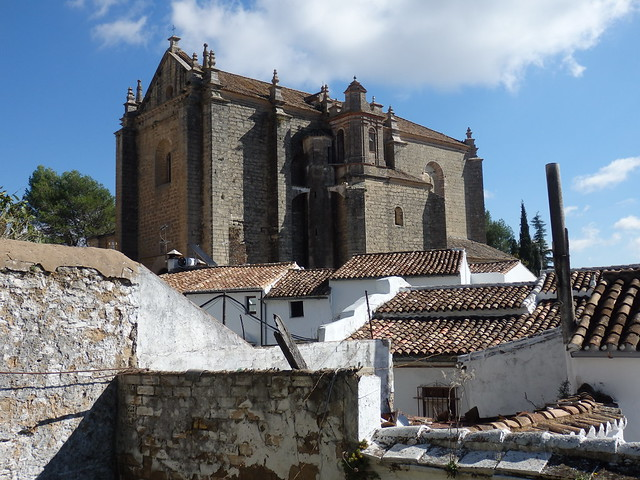 Iglesia del Espíritu Santo -  Ronda - Málaga