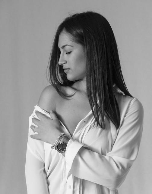 Model Laura Pirina