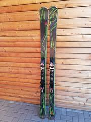 Nordica Fire Arrow 80TI, 180cm, 2016 - titulní fotka