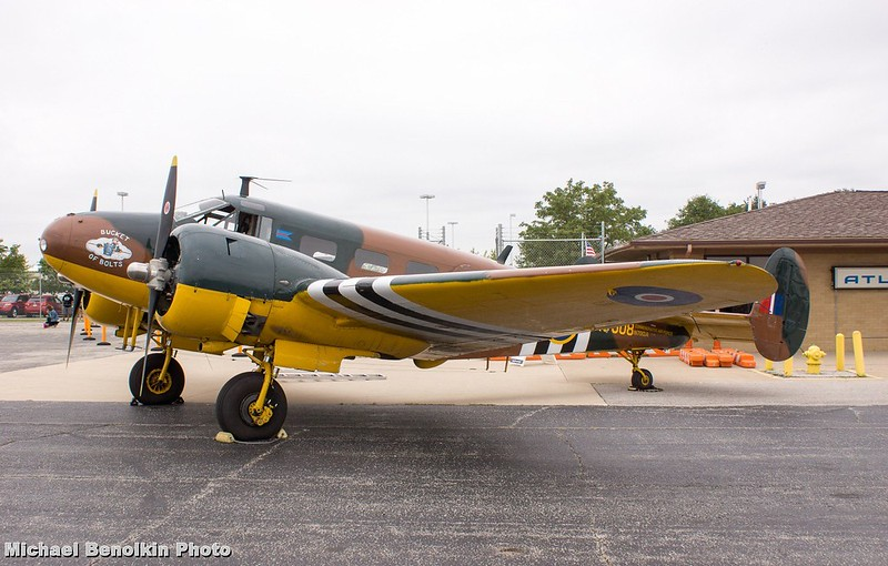 C-45F Expeditor 4