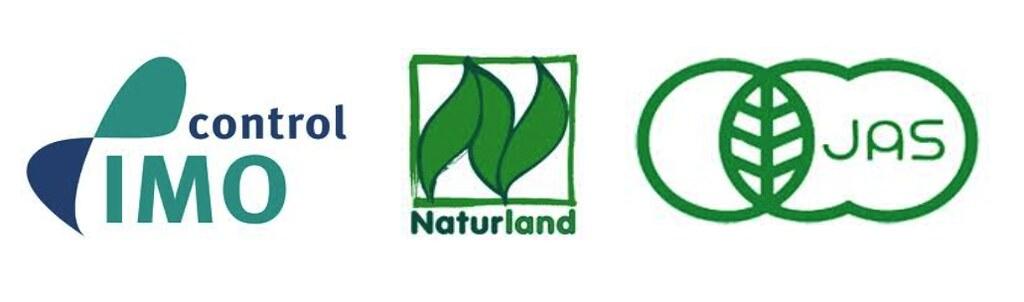 Certificados de calidade do café ecolóxico de cafés sabora