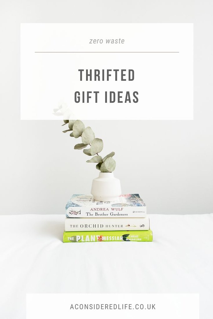 Thrifted Gift Ideas