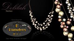 KUNGLERS - Delilah necklace vendor