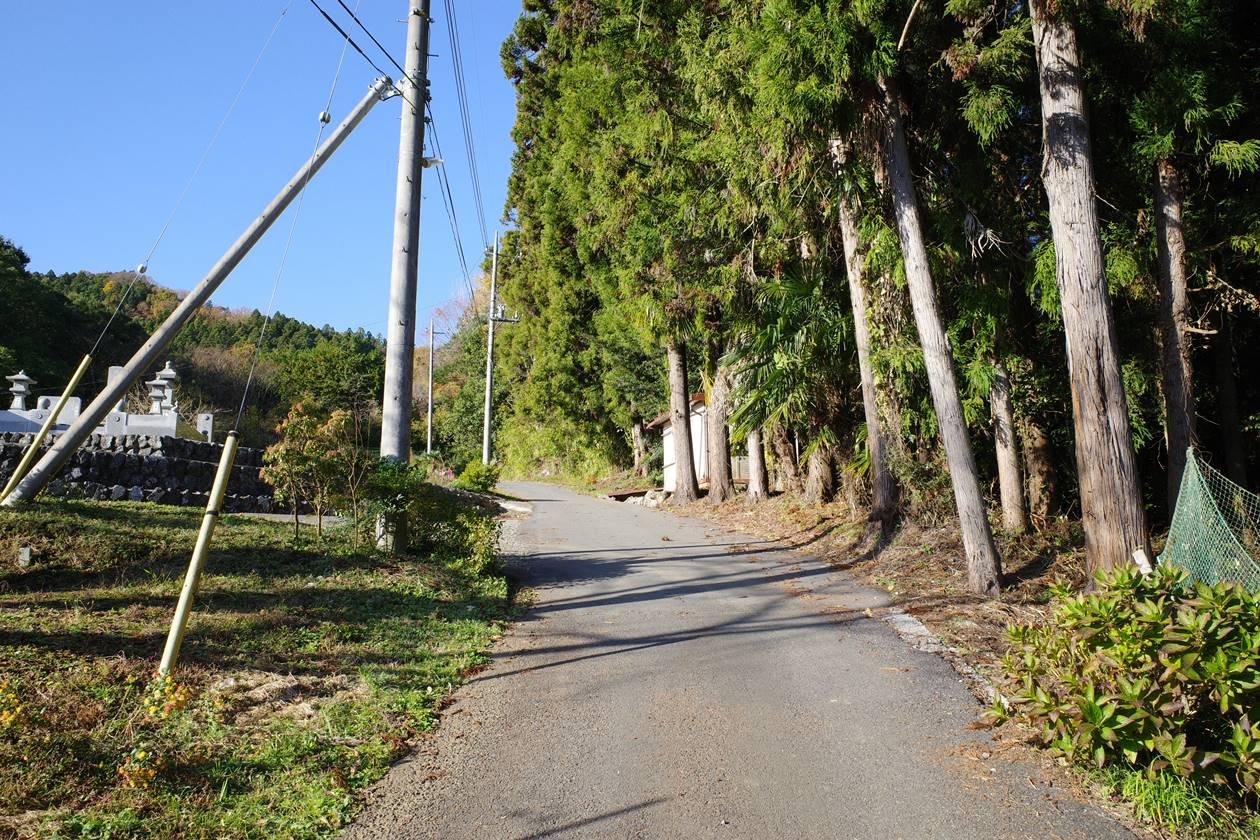 破風山林道
