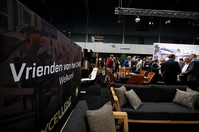 Vrienden van het CHIO Rotterdam - Excellent Woonbeurs