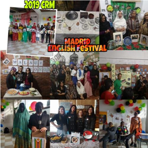 English Festival - R. Cundinamarca