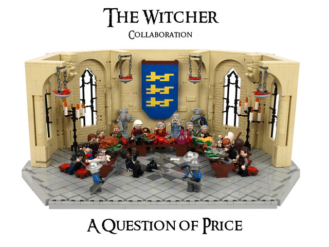 The Witcher - A question of price