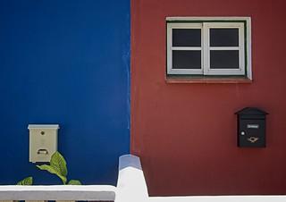 Coloured walls I (Explored 6th. December 2019)