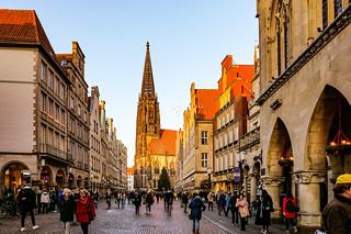 the city of Münster