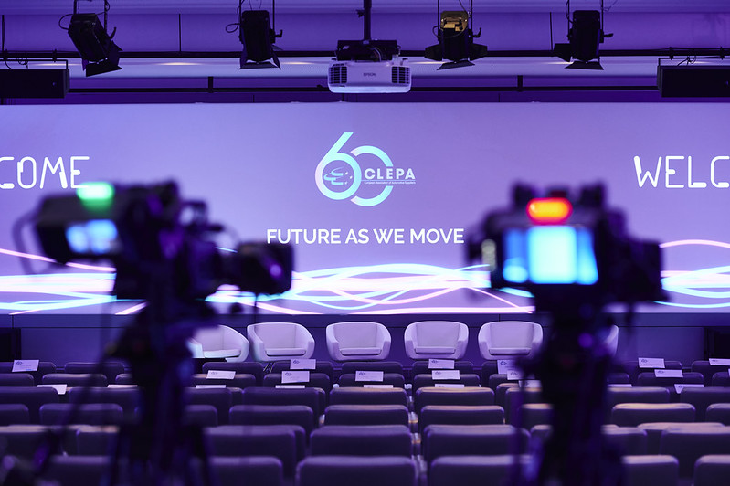 CLEPA 60th anniversary event - Future as we move