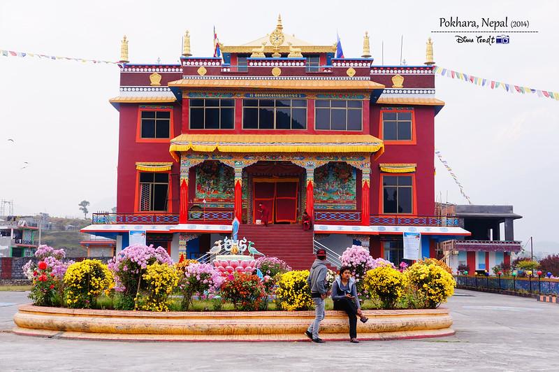2014 Nepal Jangchub Choeling Nunnery