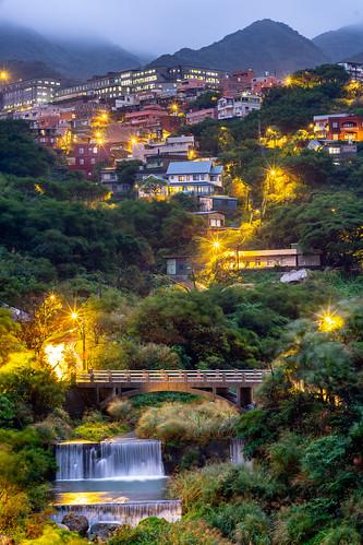 _DSC0810 / 金瓜石夜景 / Taipei City / Taiwan