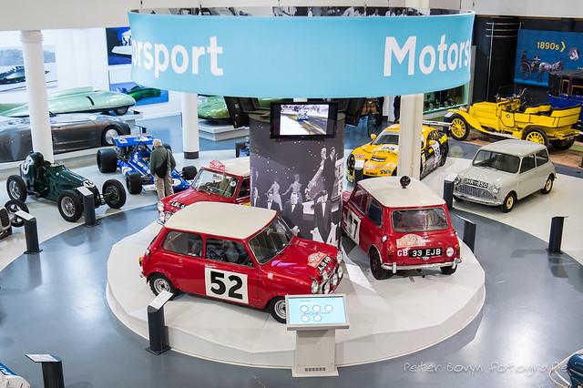 British Motor Museum : Mini Cooper