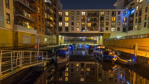 Clarence Dock Leeds-7