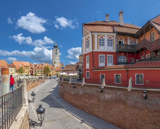 Nagyszeben (Sibiu in Transylvania)