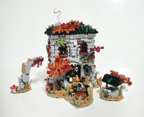 Wolfpack Ruins