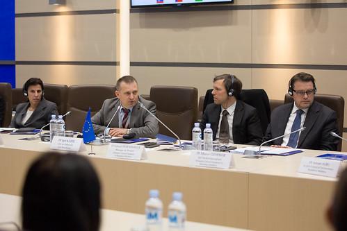 05.12.2019 Conferința de închidere a proiectului Twinning