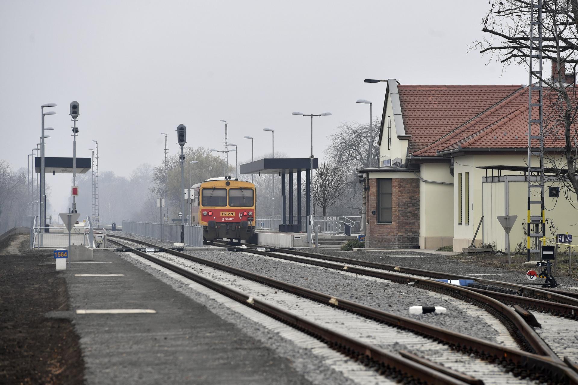 Vásárhely egy pöppet már úgy néz ki, mintha Nyugat-Európában lenne a tram-train miatt