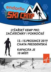 Poukázka na lyžařský kemp - titulní fotka