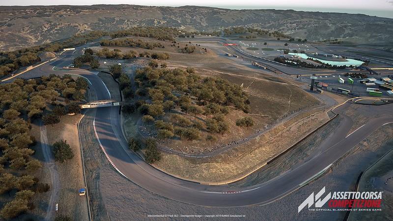 Assetto Corsa Competizione - Laguna Seca
