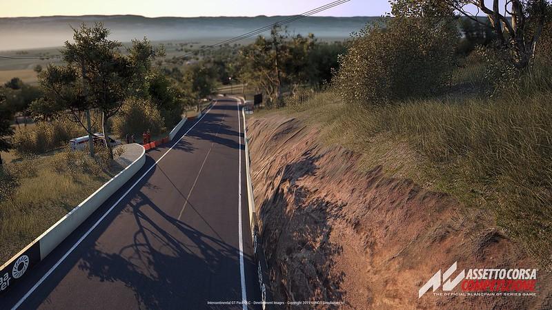 Assetto Corsa Competizione - Mount Panorama